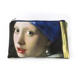 Ensemble-cadeau, fille avec une boucle d'oreille en perle, Vermeer