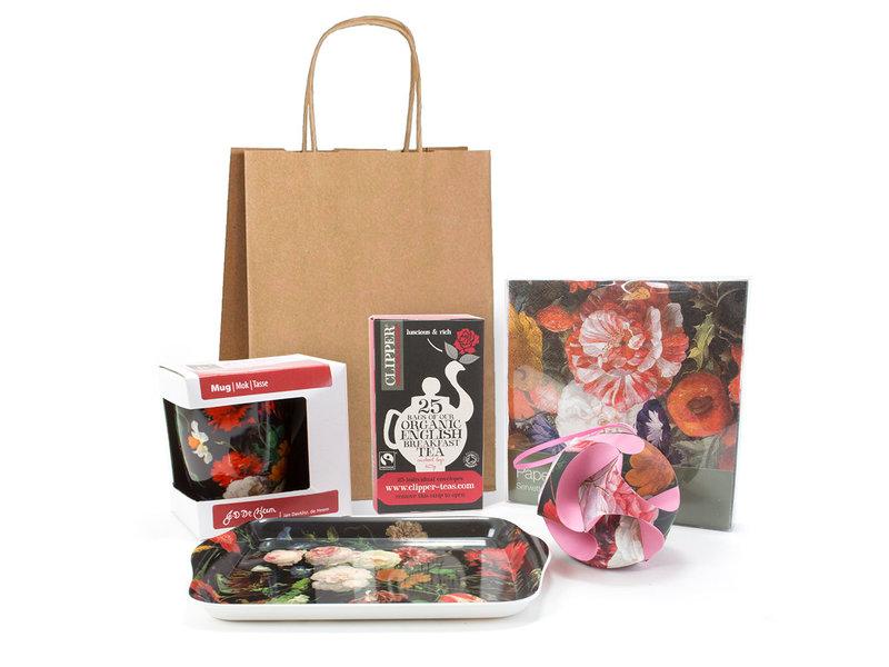 Kerstpakket Kunst, Bloemstilleven, De Heem
