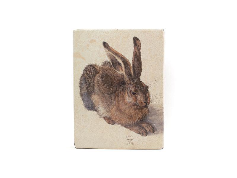 Masters-on-wood, Dürer, lièvre, 265 x 195mm