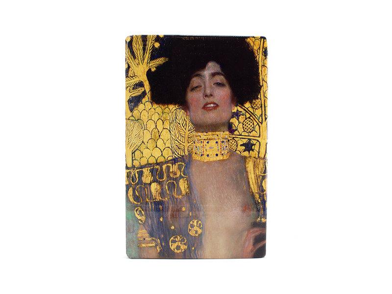 Meesterwerk-op-hout, Klimt, Judith, 300  x  195 mm