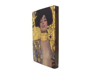 Maestros en madera, Klimt, Judith