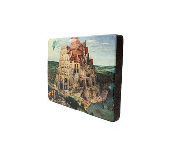 Meister auf Holz, Bruegel, Turm von Babylon