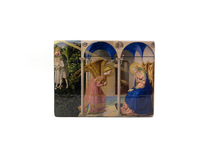 Maestros en madera,  Fra Angelico, 265 x  195 mm