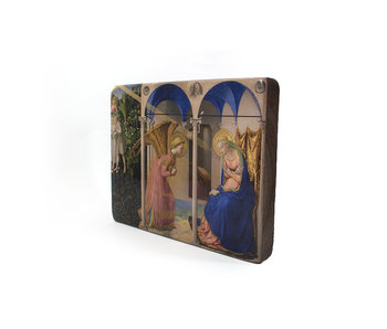 Masters-on-wood, Fra Angelico, annunciatie