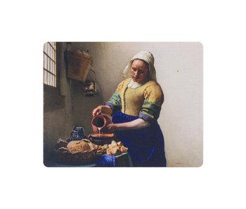 Muismat , Melkmeid, Vermeer