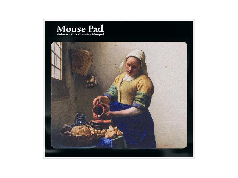 Tapis de souris, laitière, Vermeer
