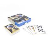 Juego de 2 juegos de cartas, Vermeer, chica con un pendiente de la perla