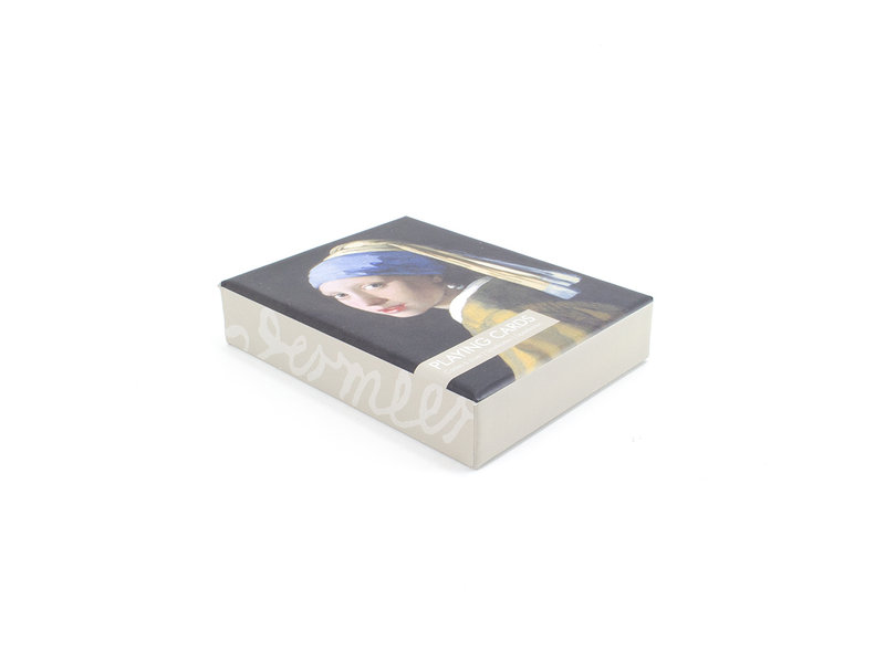 Set of 2 playing cards, Vermeer, Girl with a Pearl Earring