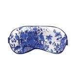 Schlafmaske, Delfter blaue Vögel, Rijksmuseum