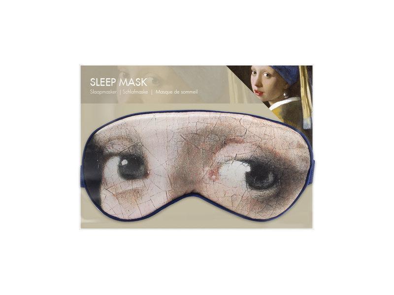 Slaapmasker, Meisje met de parel, Vermeer