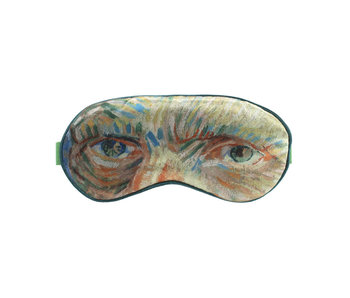 Sleeping mask, Vincent van Gogh, Self portrait