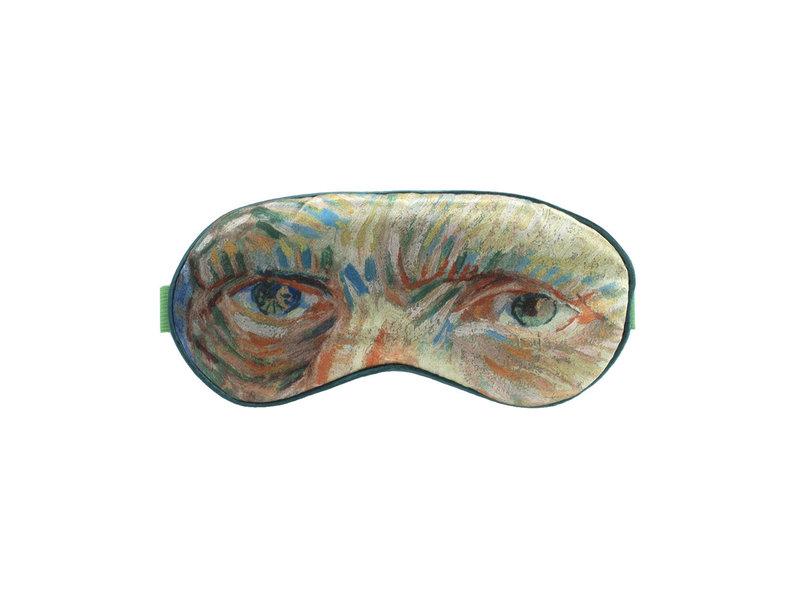 Slaapmasker, Zelfportret, Vincent van Gogh