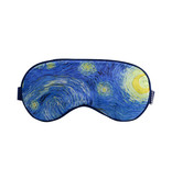 Slaapmasker, Sterrennacht, Vincent van Gogh