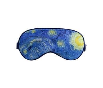 Masque de sommeil, La nuit étoilée, Vincent van Gogh