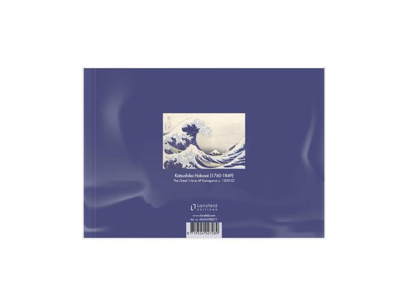 Schlafmaske, Hokusai: Die große Welle