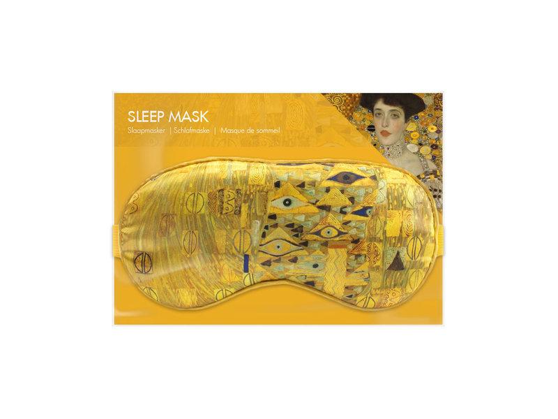 Masque de sommeil, Klimt