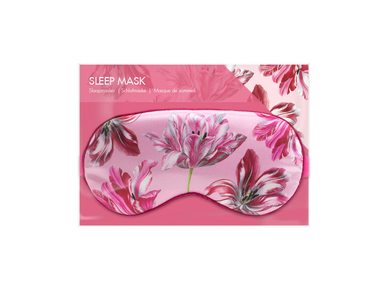 Antifaz para dormir, Tres tulipanes, Merian