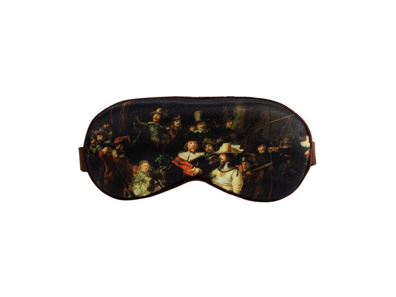 Antifaz para dormir, Rembrandt, La ronda de noche