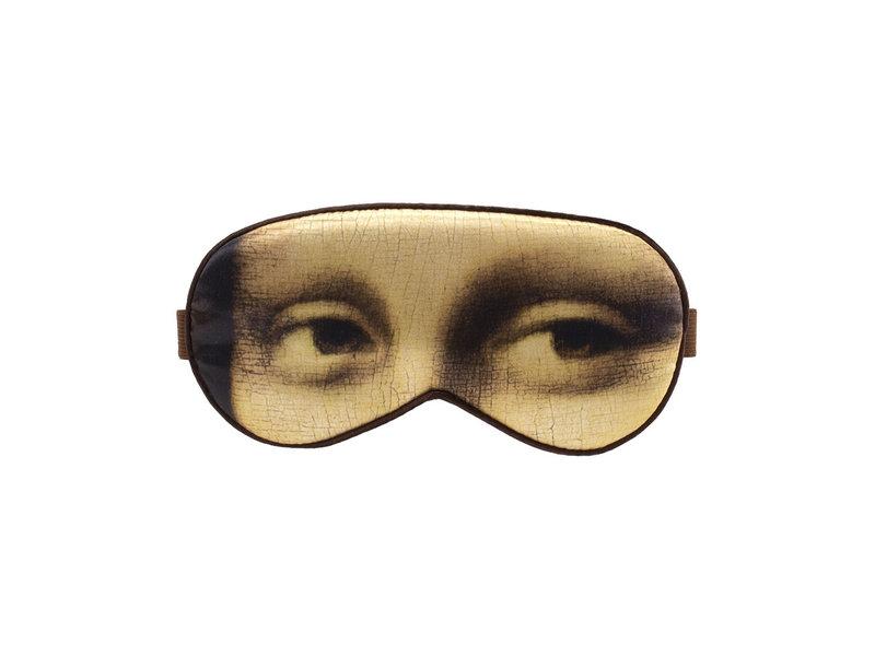 Sleeping mask, Da Vinci, Mona Lisa