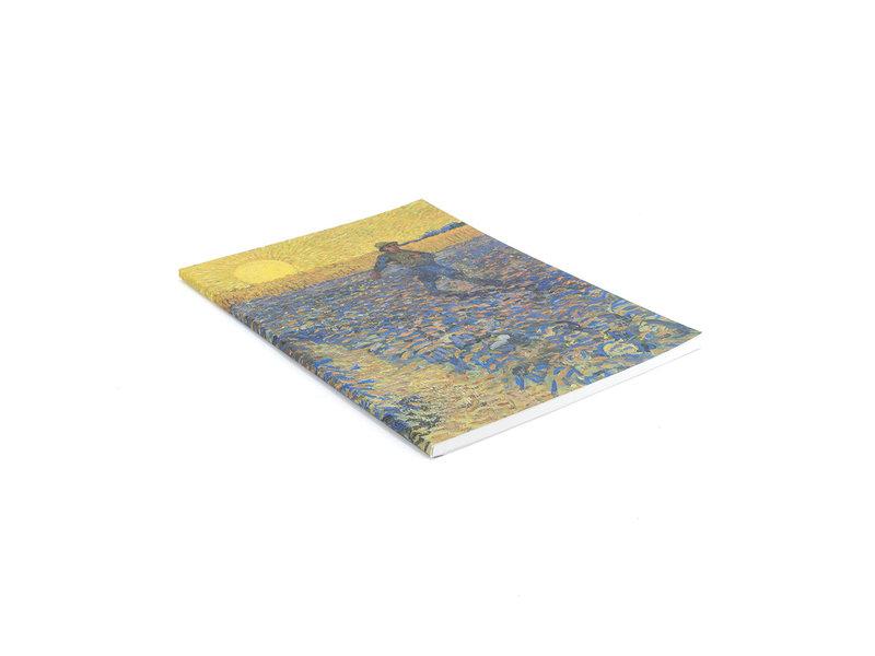 Artist Journal, The Sower, Vincent van Gogh