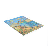 Artist Journal, Bridge in Arles, Van Gogh
