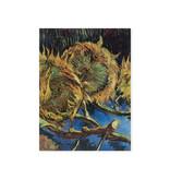 Diario del artista, Cuatro girasoles se fueron a la semilla, Van Gogh