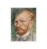 Artist Journal, Self-portrait Vincent van Gogh
