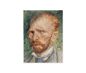 Künstlerjournal,  Selbstporträt Vincent van Gogh