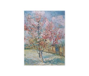 Cahier d'artiste, Pêchers roses Vincent van Gogh