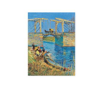 Diario del artista, Puente en Arles, Vincent van Gogh