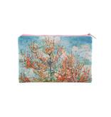 Federmäppchen / Schminktasche,  Rosa Pfirsichbäume Vincent van Gogh