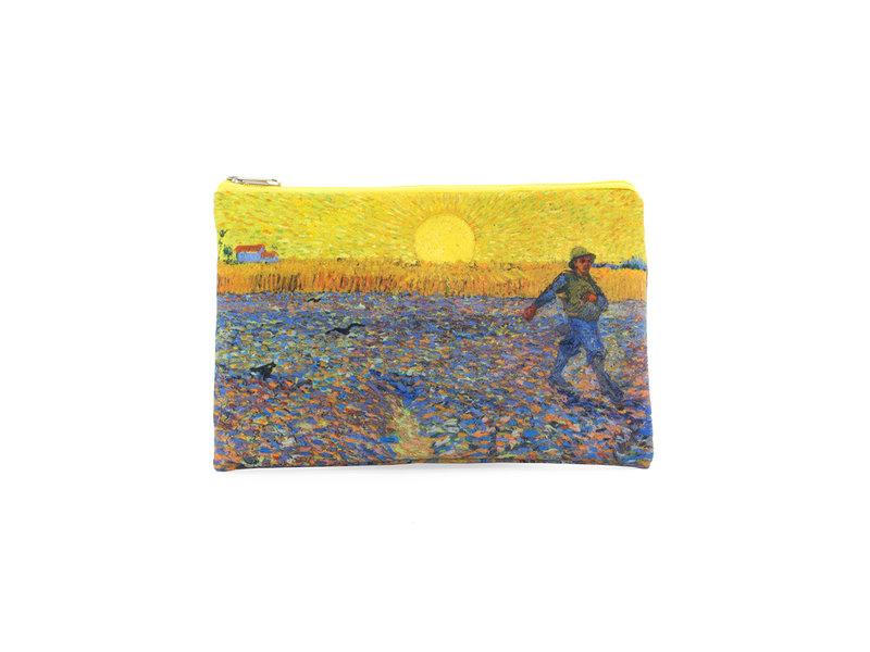 Etui/ make-up tasje, De Zaaier, Vincent van Gogh