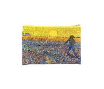 Pouch,   The Sower, Vincent van Gogh