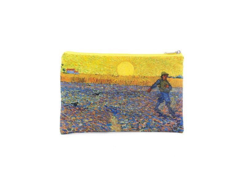 Trousse / trousse à maquillage, Le semeur, Vincent van Gogh