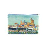 Federmäppchen / Schminktasche, Ansicht von Saintes-Maries-de-la-Mer, Van Gogh