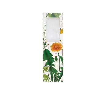 Marque-page avec loupe,  Pissenlit, Hortus Botanicus