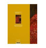 Artist Journal, Breitner, Girl in red kimono