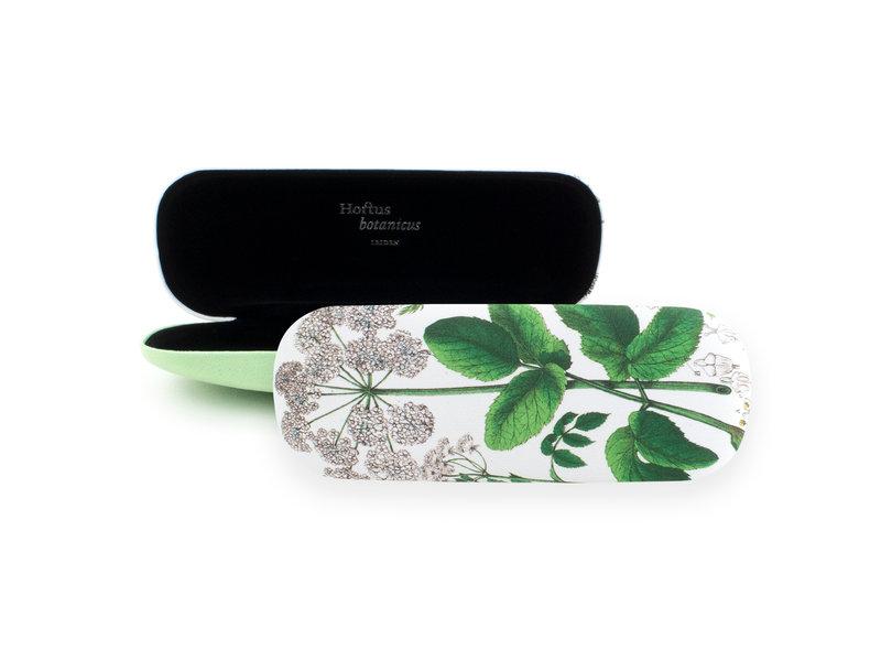 Brillenkoker,  Zevenblad, Hortus Botanicus