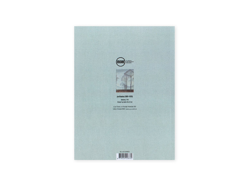 Artist Journal, Jan Mankes, Row of trees