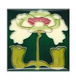 Koelkastmagneten, Set van 3 , Art Nouveau 1