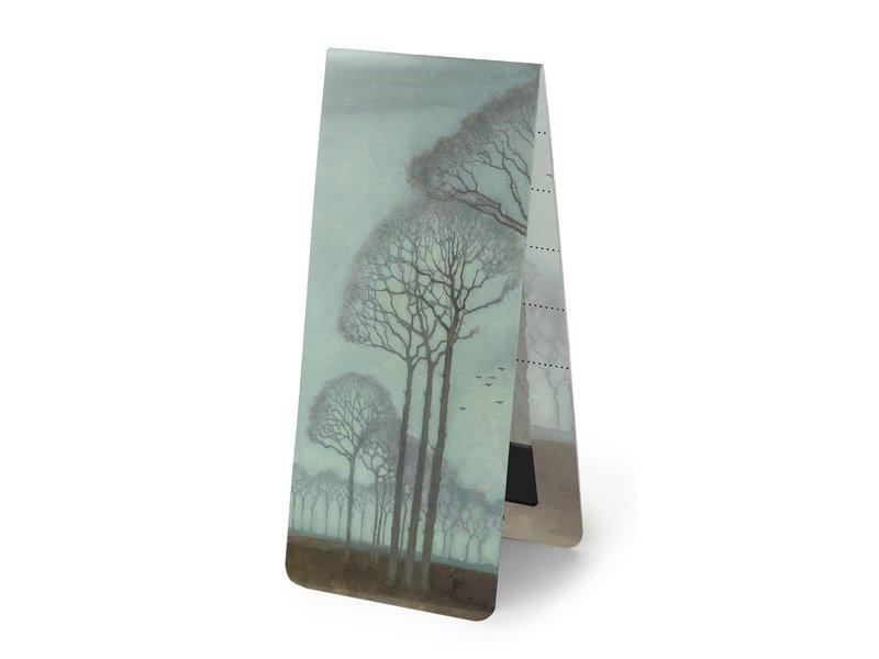 Set of 3, Magnetic bookmark, Jan Mankes