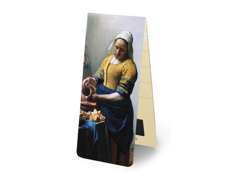 Lot de 3, signets magnétiques,  Johannes Vermeer