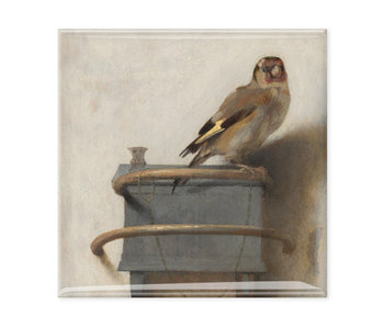 Fridge Magnet,  SQ, The Goldfinch, Fabritius
