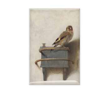 Fridge Magnet RT, The Goldfinch, Fabritius