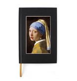 Cuaderno de bocetos de paspartú, Vermeer, Niña de la perla