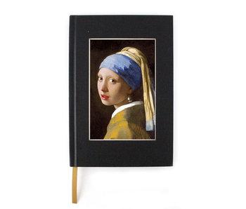 Cuaderno de bocetos, Vermeer, Niña de la perla, Vermeer