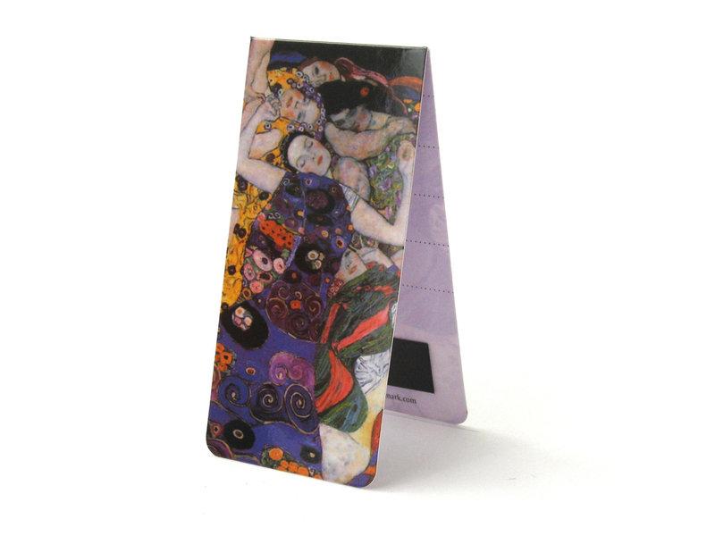 Set van 3, Magnetische boekenleggers , Klimt