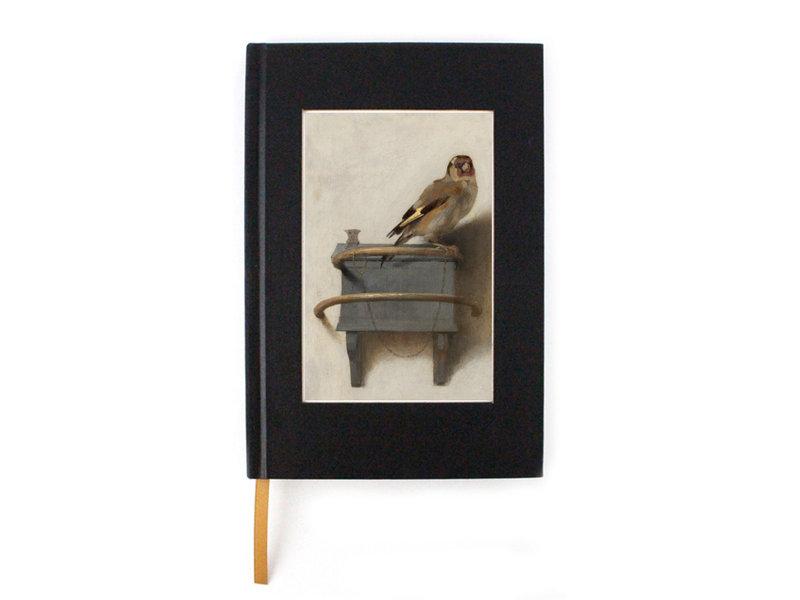 Carnet de croquis Passepartout,  Le Chardonneret, Carel Fabritius