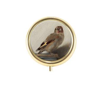 Pillendoosje,  Carel Fabritius, Het Puttertje
