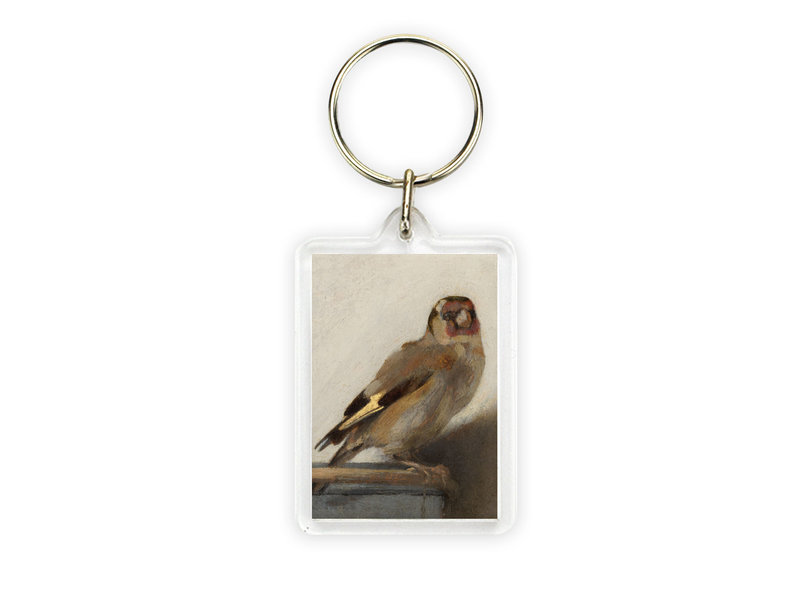 Keyring, Goldfinch, Carel Fabritius